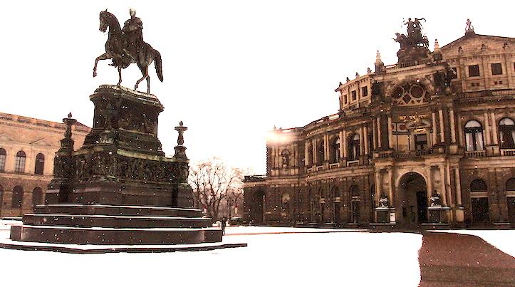 Dresden's Semper Opera Hous