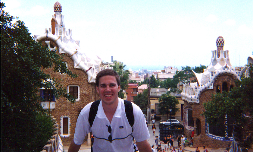 Antoni Gaudi's Parc Güell