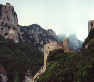 The Monastery of Montserrat
