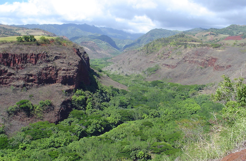 Waimea Canyon, the 'Grand Canyon of the Pacific'