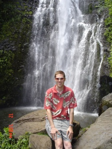 Falls along the Road to Hana