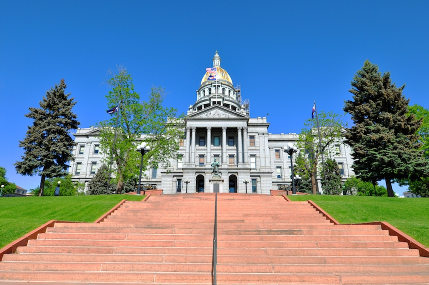 Colorado Capitol in Denver