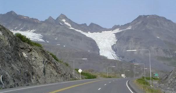 Climbing the Richardson Highway