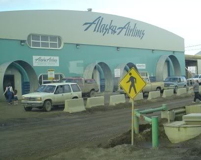 The northernmost airport in the U.S.