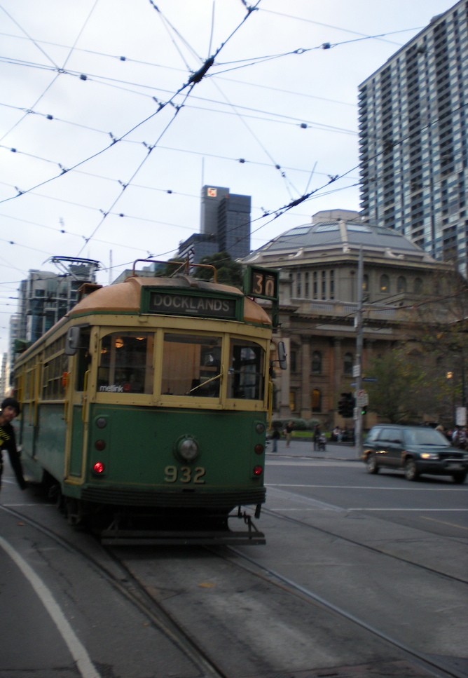 Melbourne's trolleys