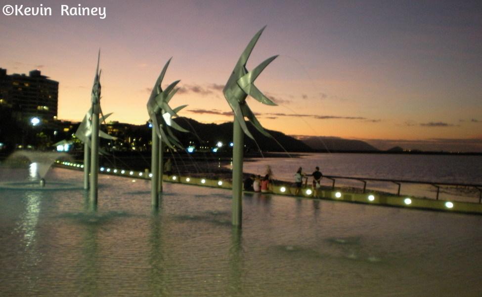Cairns sunset