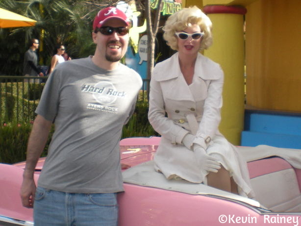 Meeting Marilyn