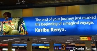 Goodbye to Nairobi