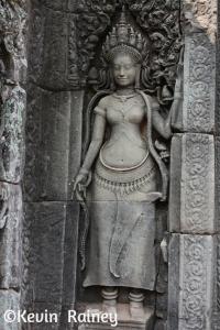 Bayon sculpture