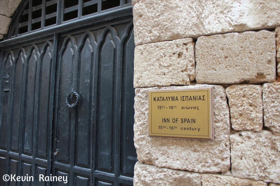The Inn of Spain