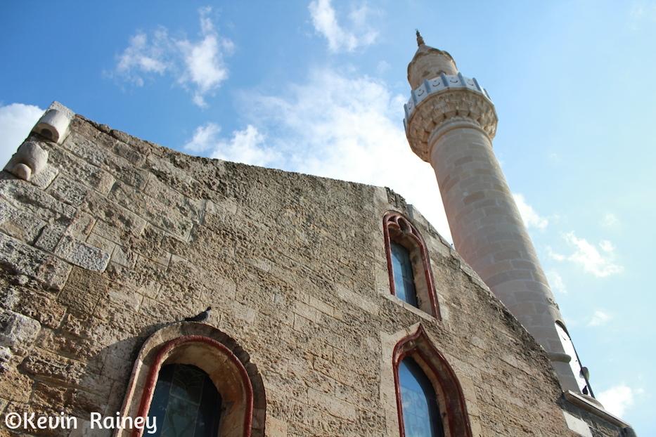 Süleymaniye Camii at Bodrum Castle