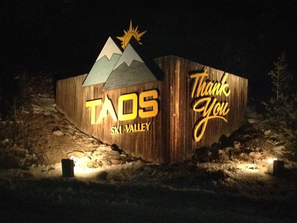 Goodbye to Taos Ski Valley