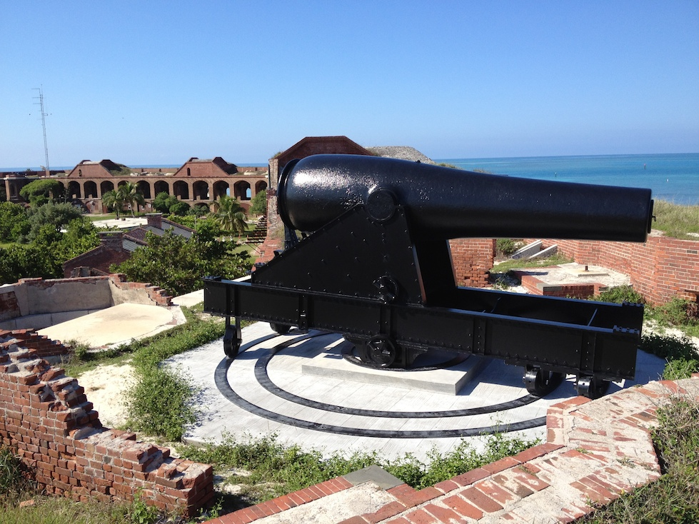 Artillery of Fort Jefferson