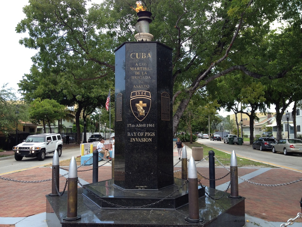 Bay of Pigs Invasion Memorial