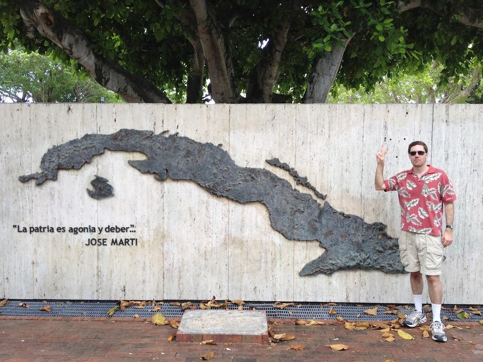 Free Cuba park