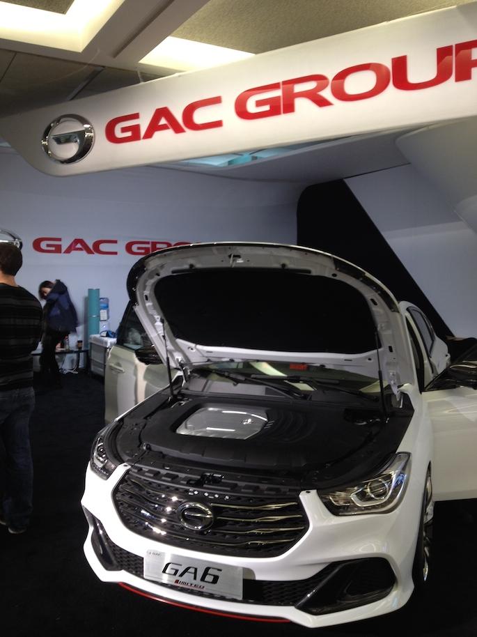 China's Guangzhou Auto Company Group