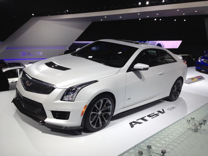 Cadillac ATSV